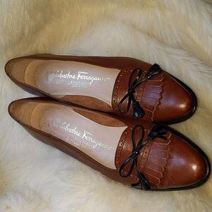 Salvatore Ferragamo || Leather Loafers